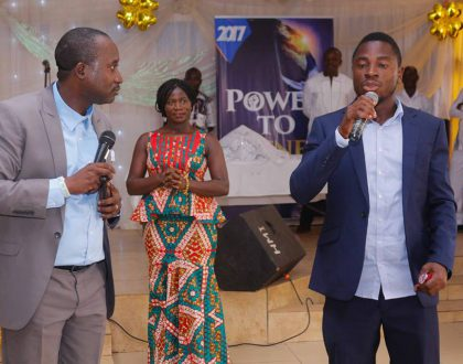 1st January 2017 - Blessing Service