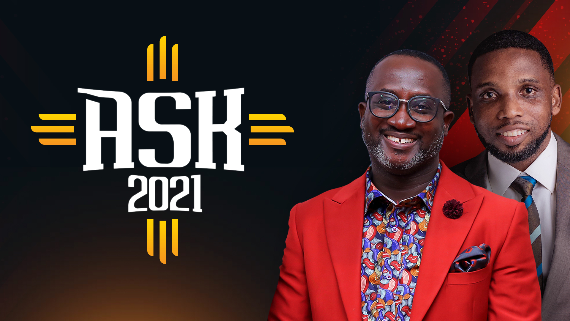 ASK CONFERENCE 2021 DAY 1 - Realms Of Glory With Prophet Ocloo